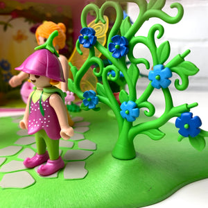 Playmobil Fairy Garden Playset