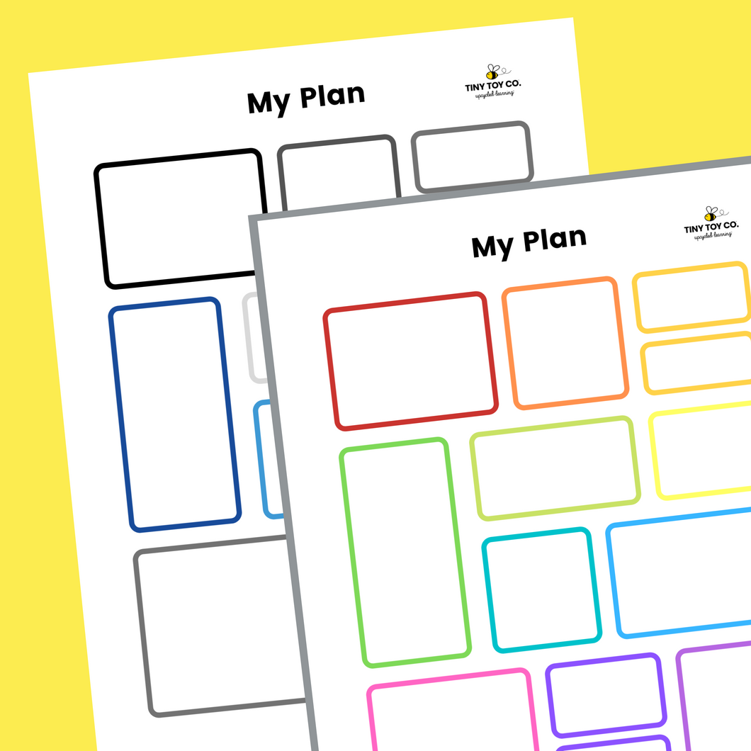 FREE DOWNLOAD: Graphic Organizer for Kids & Teens