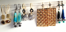 Load image into Gallery viewer, Mimbre Earrings
