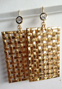 Mimbre Earrings