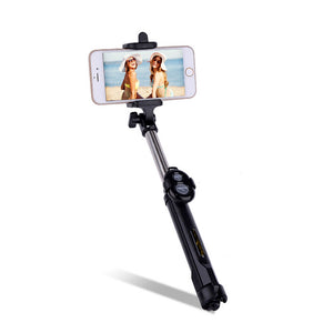 3 in 1 Extendable Bluetooth Selfie Stick