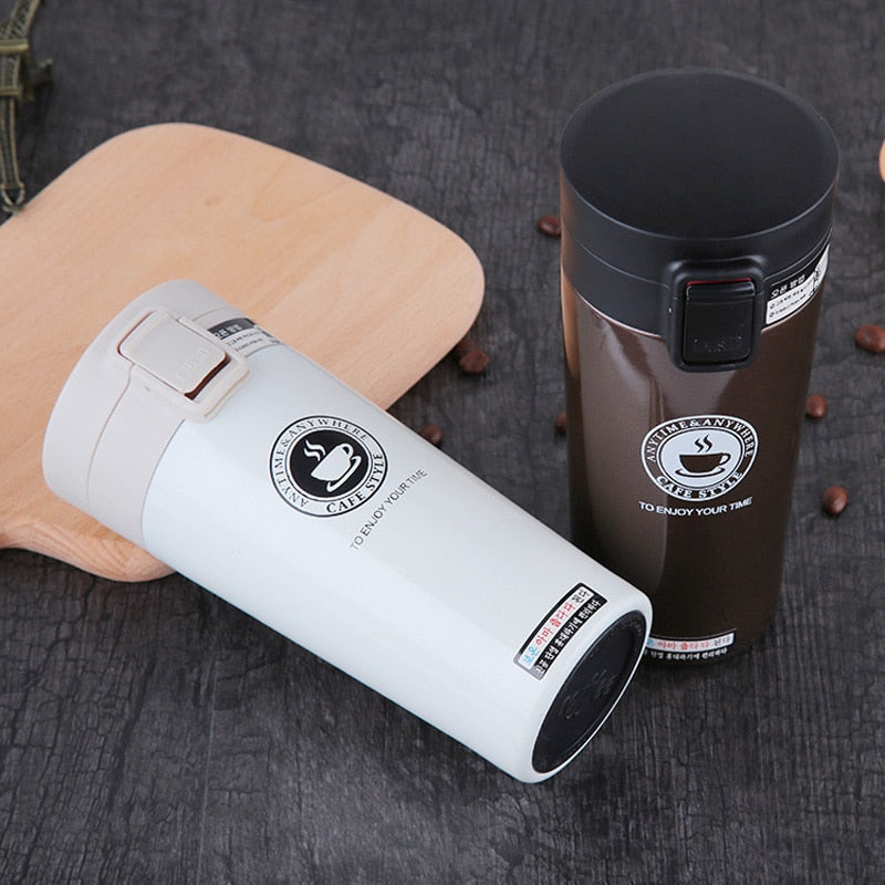 Stainless Steel Thermo Coffee & Tea Flask