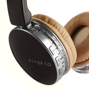 Siroflo V4 Wireless and Wired Bluetooth Headphones