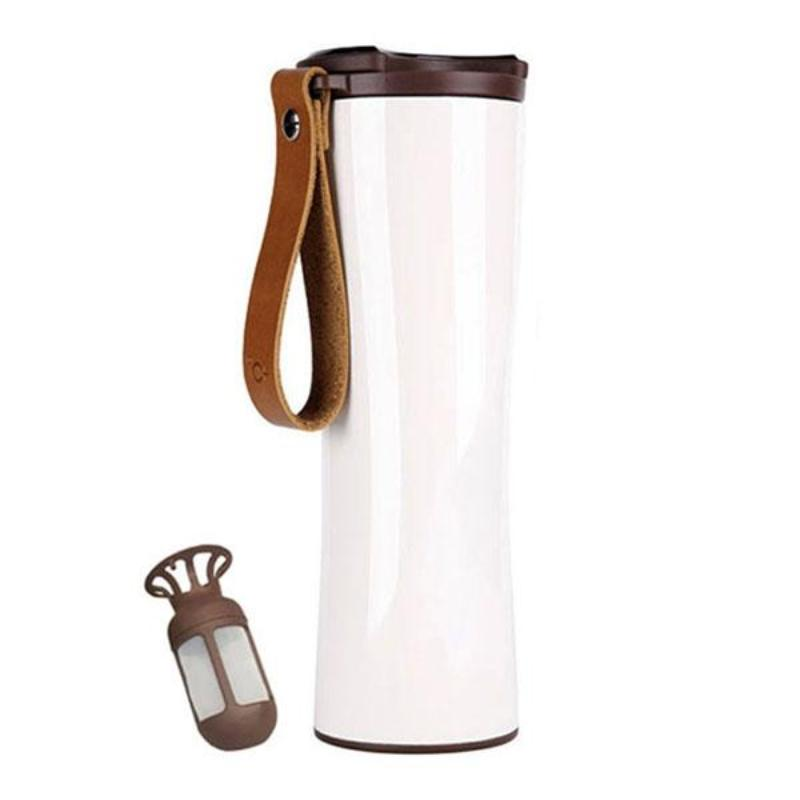 Stainless Steel Portable Smart Coffee Cup