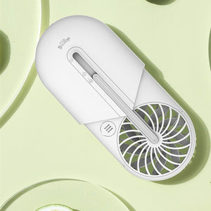 Portable Handheld Fan with Aromatherapy