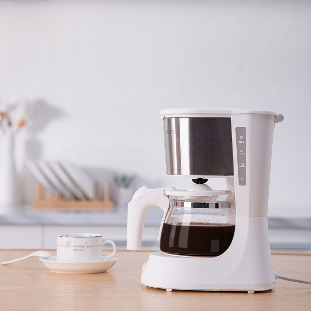 Large Capacity Drip Coffee Machine