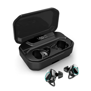 6D Stereo Bluetooth Earphones
