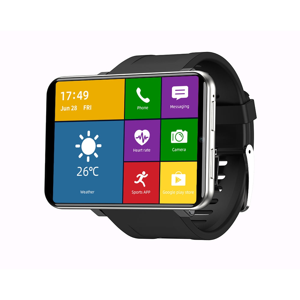 Dsmart Large Screen 4G Stand Alone Smart Watch