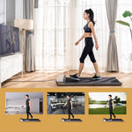 Foldable Smart Treadmill With Motion Sense