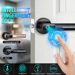 Smart Electronic Fingerprint Door Lock