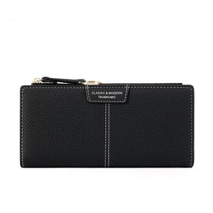 Leather Women Wallet and Purse