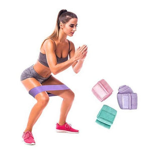 Non Slip Fitness Workout Band