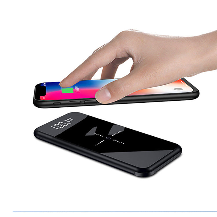 PowerX Wireless Charging Powerbank