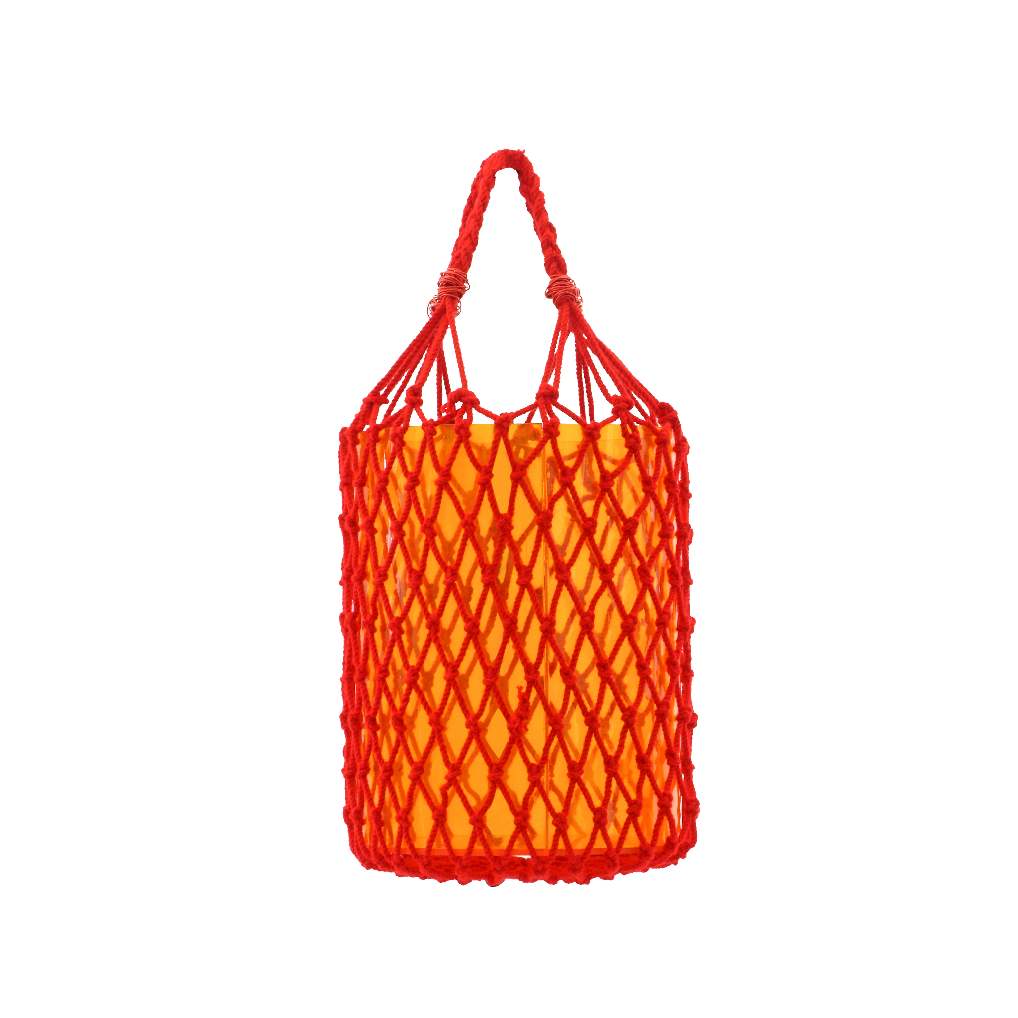 Wayuu Net Bucket Bag