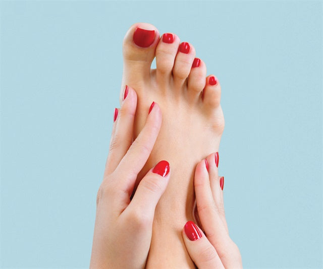 Claim Your Specialty: Become a Foot Fixer