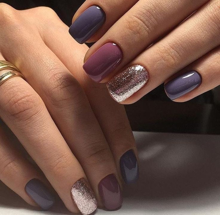 38 STUNNING NEUTRAL NAIL ART DESIGNS 2019
