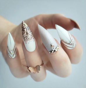 How can I get my more conservative clients and businesswomen clients to try nail art?