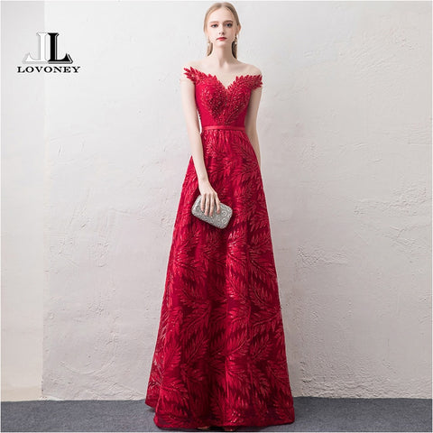 Short Sleeves Evening Dresses Long Woman Occasion Party Dresses Formal Dress Evening Gown Robe De Soiree