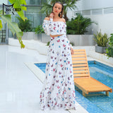 Missord 2019 Women Summer Sexy Off Shoulder