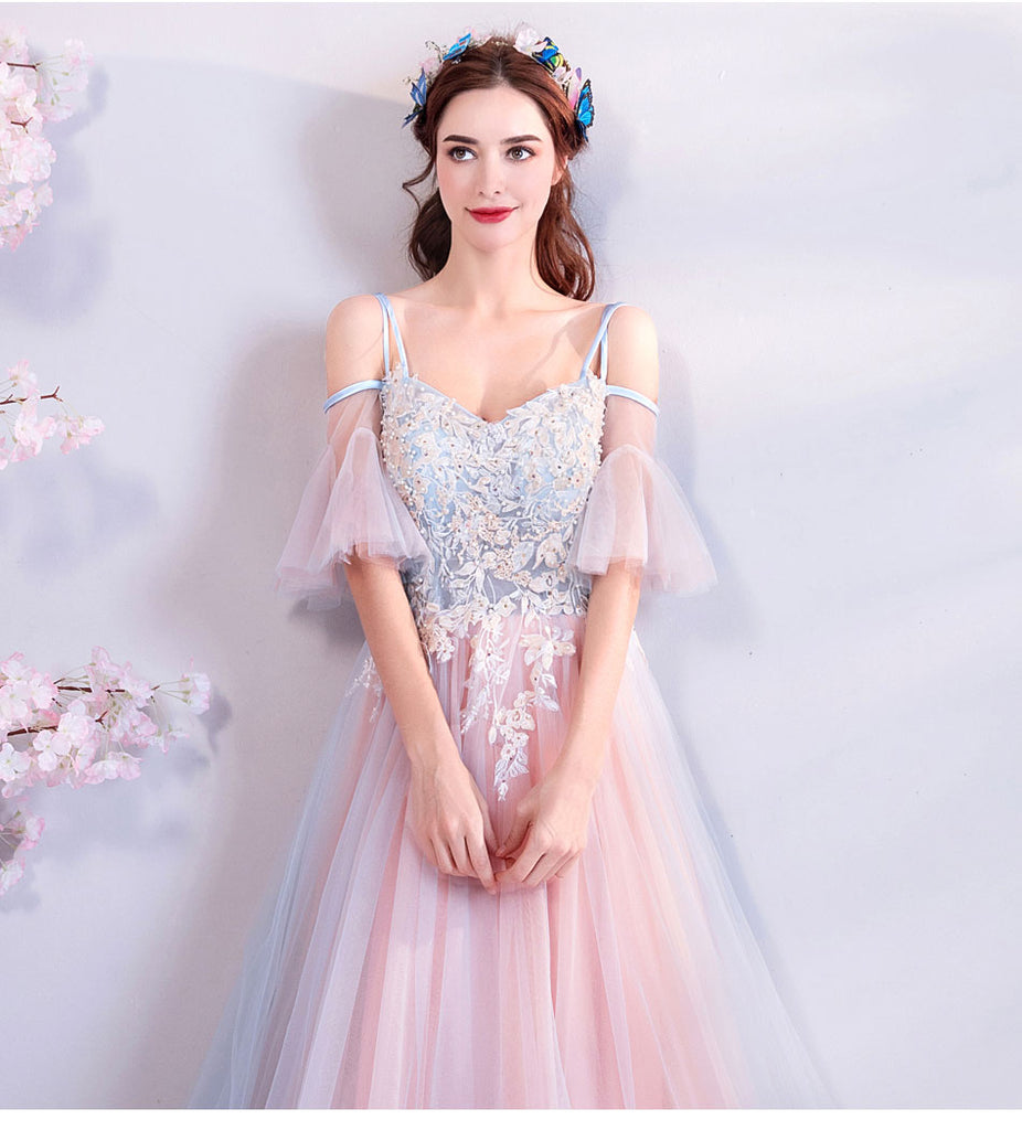 256e429b12 New Sweet Pink Prom Dress The Bride Banquet Sweetheart – Nail Care ...