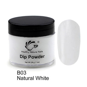 TP 28g/Box (1OZ) French White Dipping Powder