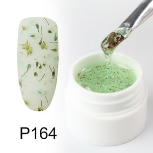 5ML Gel Nail Polish Natural Dried Flower Fairy