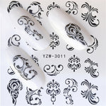 1 PC Bright Rose  Necklace  Designs For Nail Art