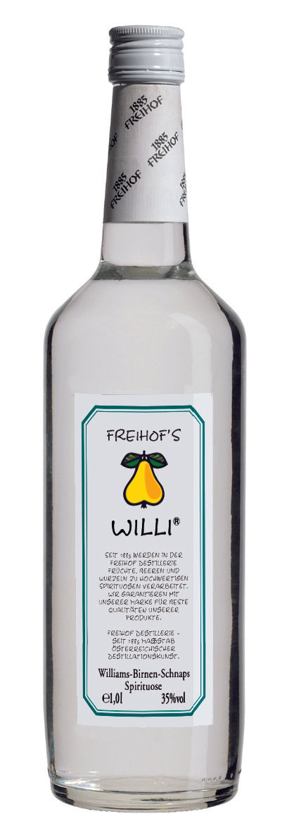 FREIHOF´s Willi   Schnaps / 1l / 35%vol