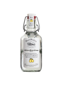 HAUSER TRADITION Williams-Birnen-Schnaps Bügelflasche