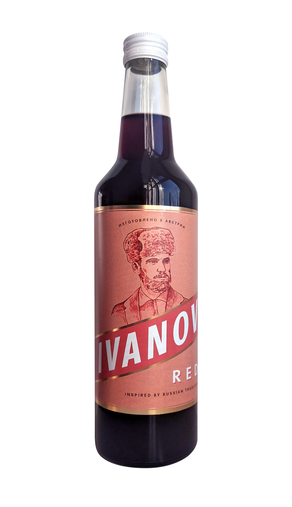 IVANOV Red / 0,7l / 16%vol