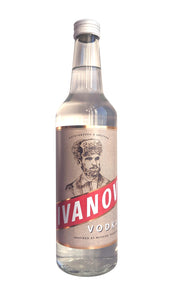 IVANOV Vodka / 0,7l / 37,5%vol