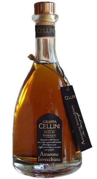 CELLINI GRAPPA Amarone Invecchiata / 0,5l / 38%vol