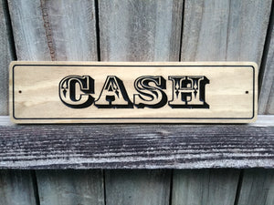 Custom Western style Wood Horse Stall sign Pet Name Plate