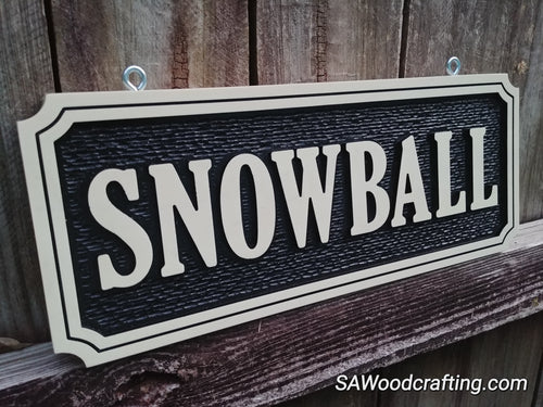 Barn colors Horse stall name plate
