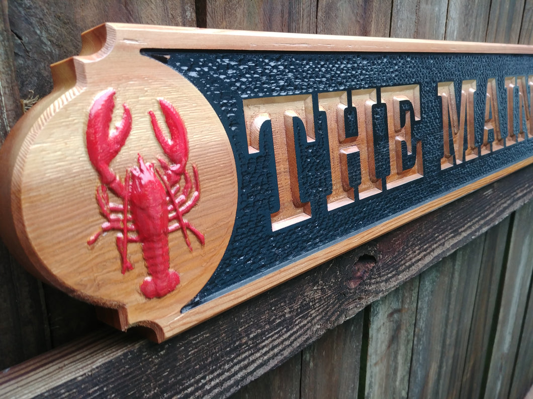 outdoor wood nautical quarterboard signs for boater nautical address sign