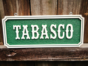 Custom Wood Hand Painted Horse stall sign Barn Stable color name plate