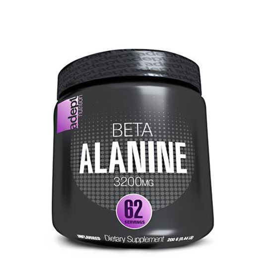 Adept Nutrition Beta Alanine Unflavored 62 ea Amino Acid Supplement