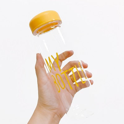 Water Bottle Protein Shaker