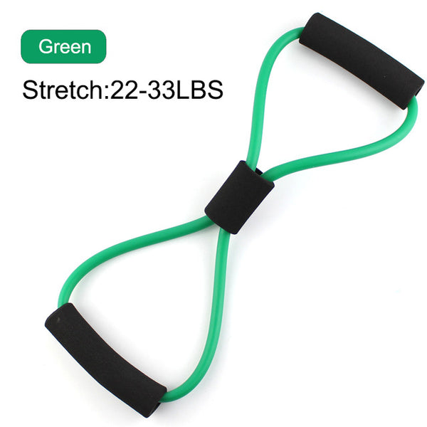 Fitness Latex Loop Strength Resistance Bands