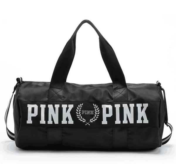 2018 new fashion women's gym bag