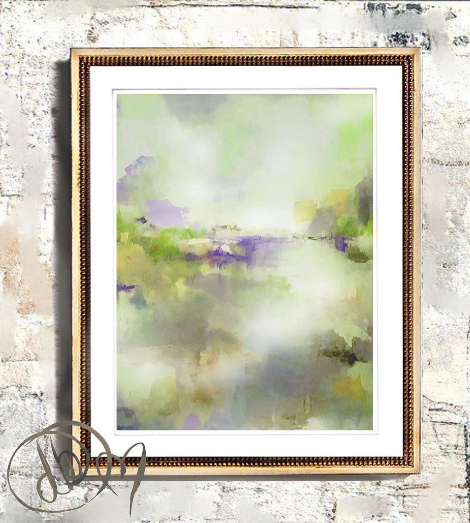 *NEW* Lowcountry Haze Matted on White