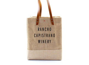 Apolis Market/ Wine Bag