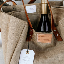 Load image into Gallery viewer, Apolis Market/ Wine Bag