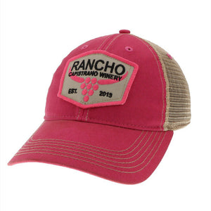 Rancho Trucker Hat