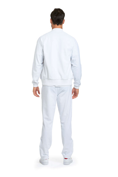 "Jacket Warm-up Suit ""Tutto Bianco"""