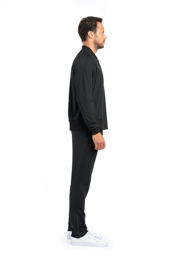 "Jacket Warm-up Suit ""Tutto Nero"""