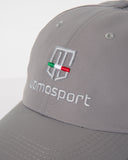 Lightweight Cap With Text Logo