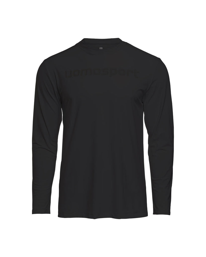 Long Sleeved High Performance Crew