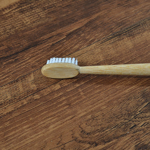 The Bamboo Buddy - 4 Pack Biodegradable Toothbrushes