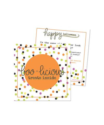 Boo-licious Gift Certificate